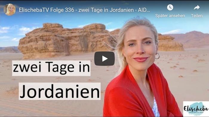 ElischebaTV_336 - zwei Tage in Jordanien mit AIDAprima