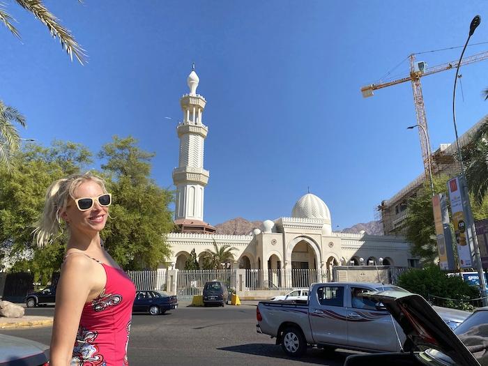 Sharif Hussein Bin Ali Moschee in Aqaba