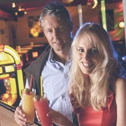 Fotoshooting in der Cocktailbar