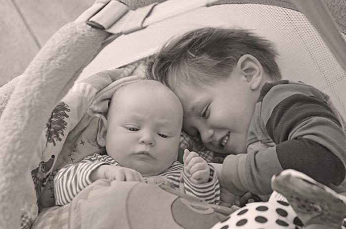 Das zweite Kind – wirklich so schlimm?