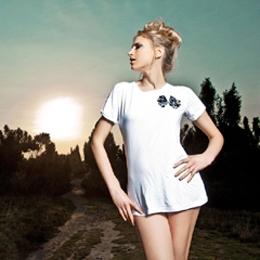 Elischeba Wilde - Fairtrade Fashion Shooting in der Westruper Heide