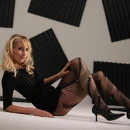 Nylon Fashion Shooting mit Elischeba Wilde