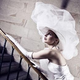 Elischeba Wilde - Brautmoden Fotoshooting für DaLisa