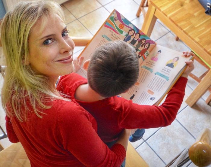 Jungen erziehen - Tipps - Elischeba Wilde