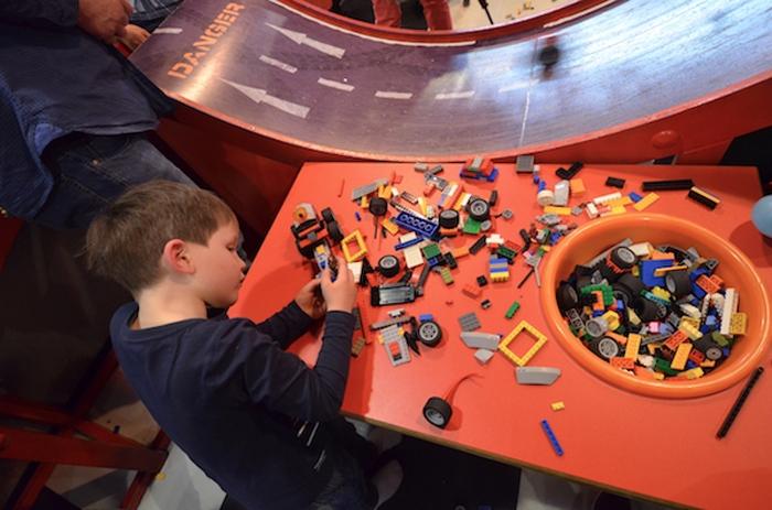 Lego spielen in Oberhausen