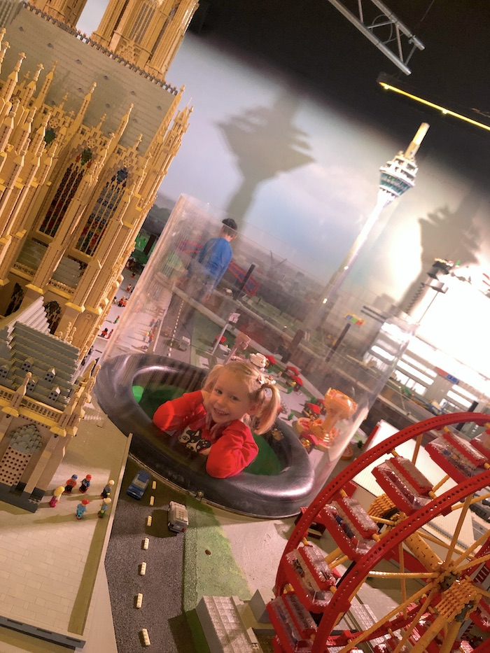 Legoland Oberhausen mit Kindern