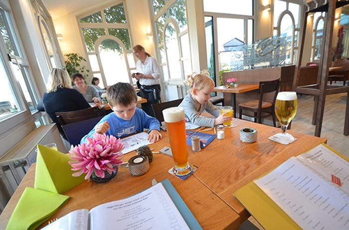 Restaurant Strandterrassen
