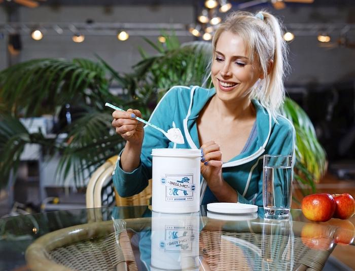 Elischeba testet Omega 3 Fettsäuren für ihre Gesundheit