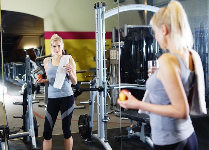 Fitnessmodel Elischeba Wilde