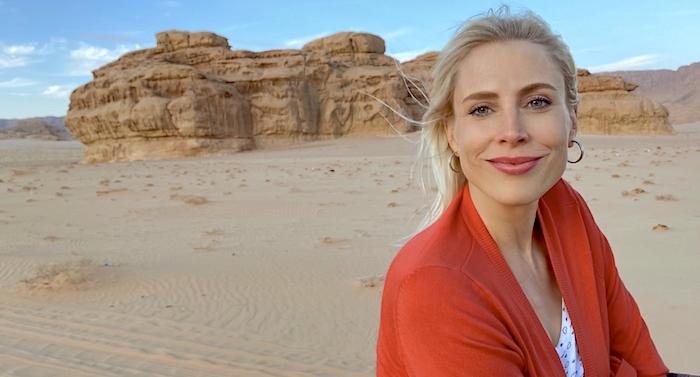 Elischeba Wilde - Jordanien Wadi Rum Ausflug