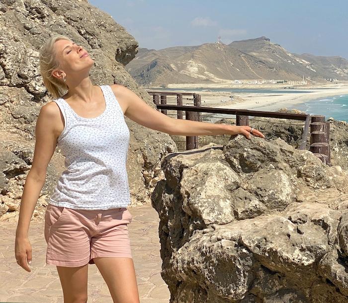 Dhofar im orientalischen Oman – ein Tag in Salalah