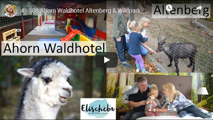 ElischebaTV_308 Ahorn Waldhotel Altenberg