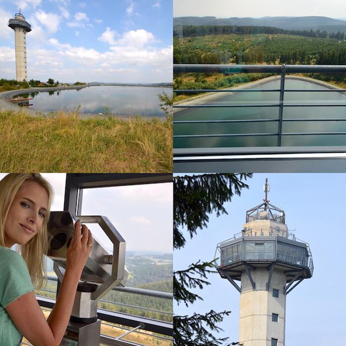 Ausblick Ettelsberg Turm