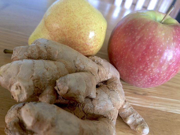 Bio-Ingwer Apfel Birne