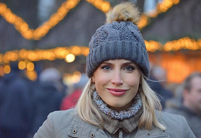 Elischeba auf dem Weihnachtsmarkt