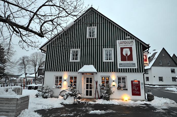 Landfein Genusswirtschaft - edles Restaurant in Winterberg