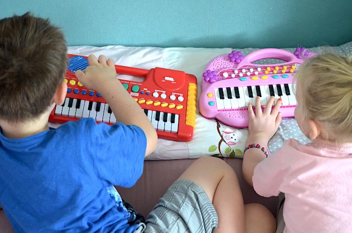 Musik machen mit Kindern