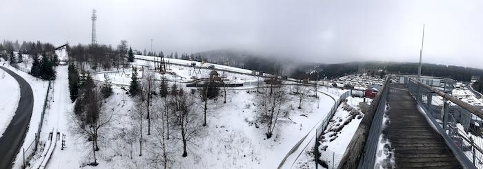 Panorama-Aufnahme Winterberg