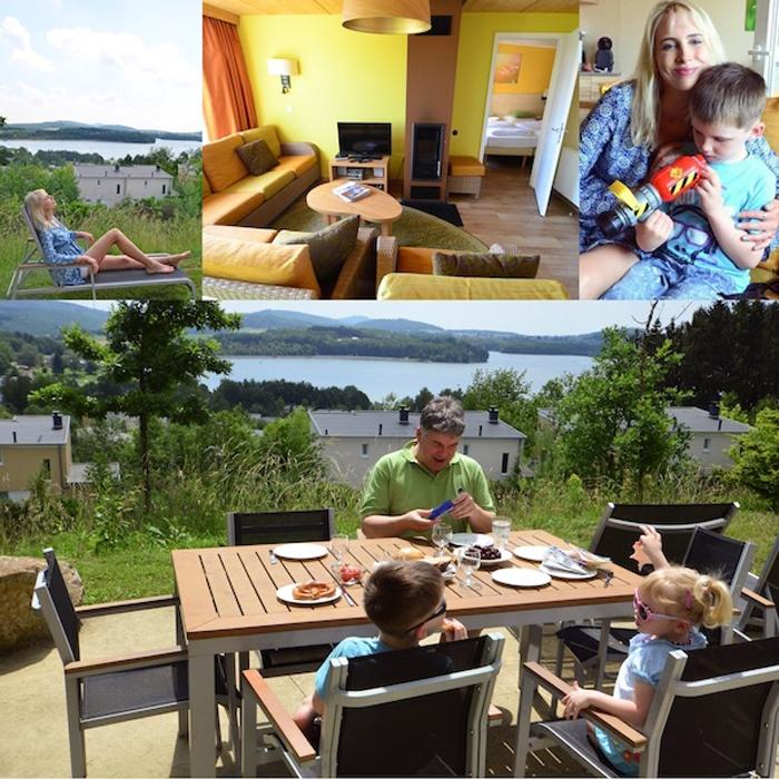 Premium Haus im Center Parc Park Bostalsee