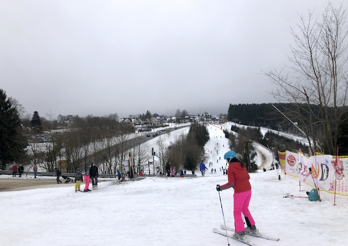 Skifahren in Winterberg im Sauerland