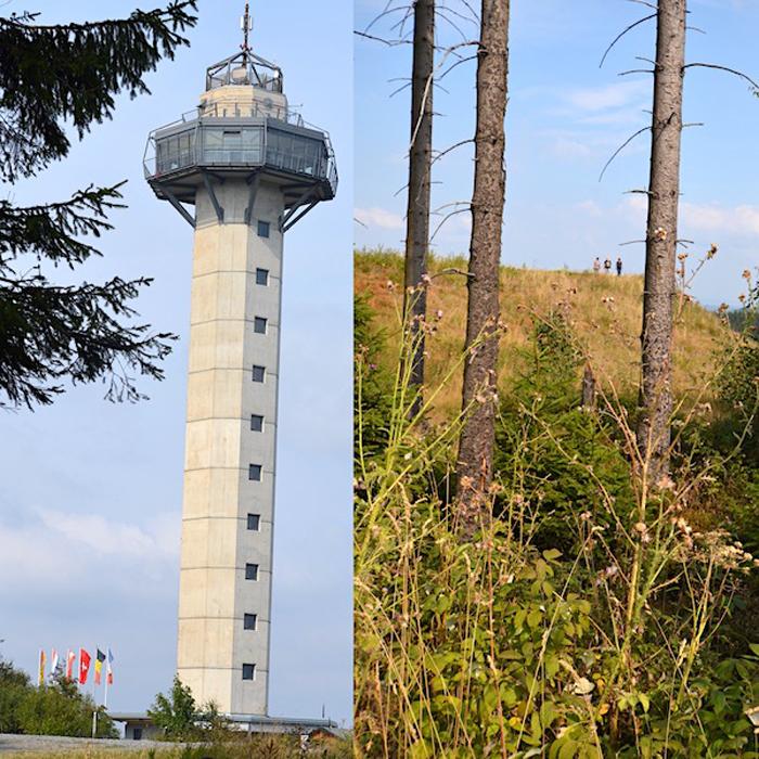 Ettelsberg Turm Aussicht