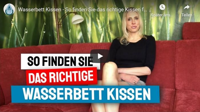 Elischeba Wilde - Video für AquaComfort Wasserbetten