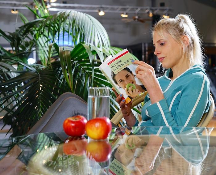 Buch von Dr Andrea Flemmer - Gesunde Ernährung ab 40