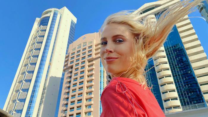 Bustour durch Dubai - Elischeba Wilde