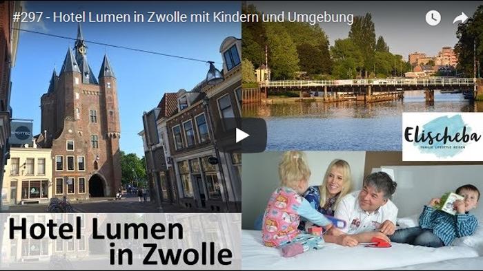 ElischebaTV_297 Hotel Lumen in Zwolle