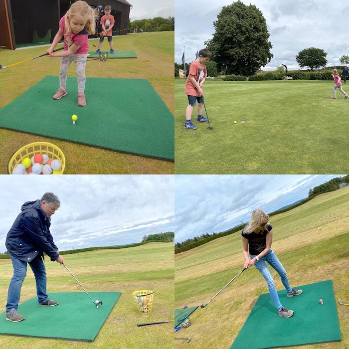 Golf Schnupper-Kurs für die ganze Familie