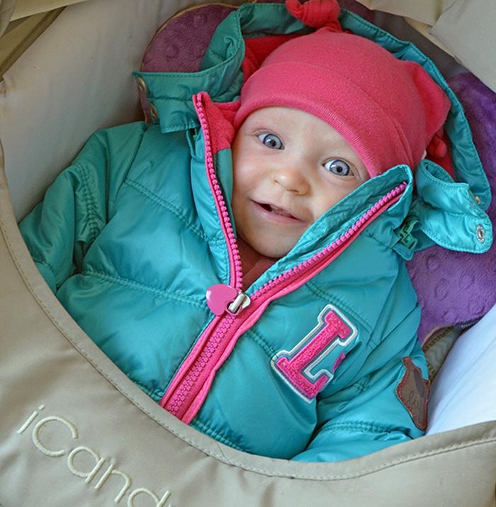 iCandy - Emily Wilde im Kinderwagen