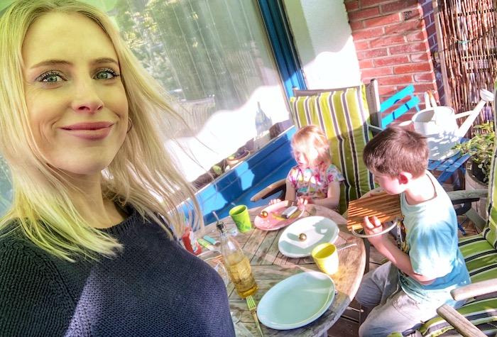Model und Mama Blog - Elischeba und Kids