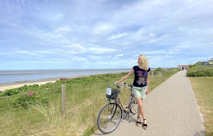 Cuxhaven mit dem Fahrrad entdecken – <div>unsere Erfahrungen mit zwei Kindern</div>