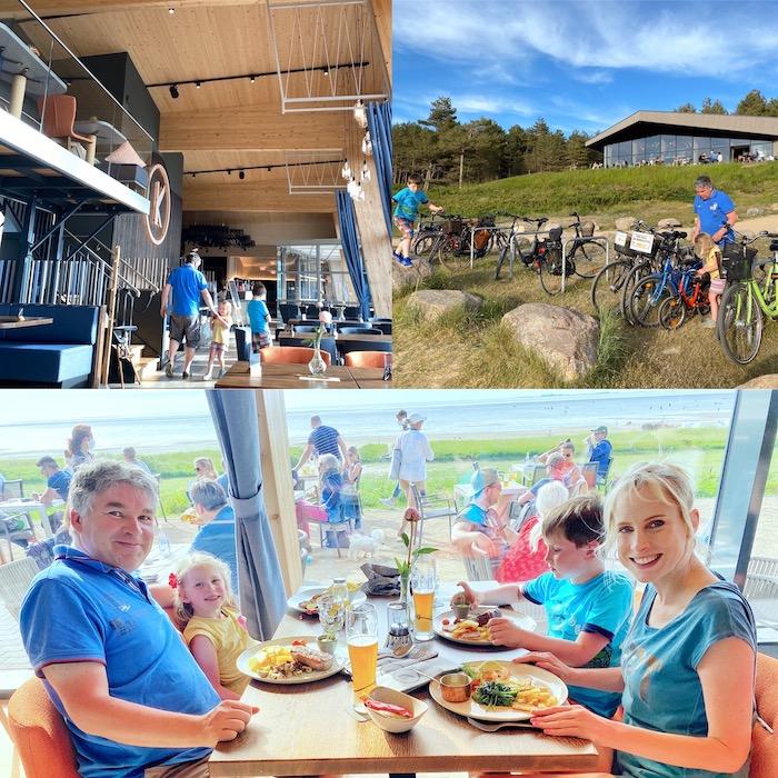 Kliff Restaurant Cuxhaven - Erfahrungen