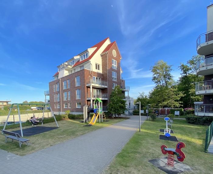 Ferienwohnung von HP-Touristik Cuxhaven