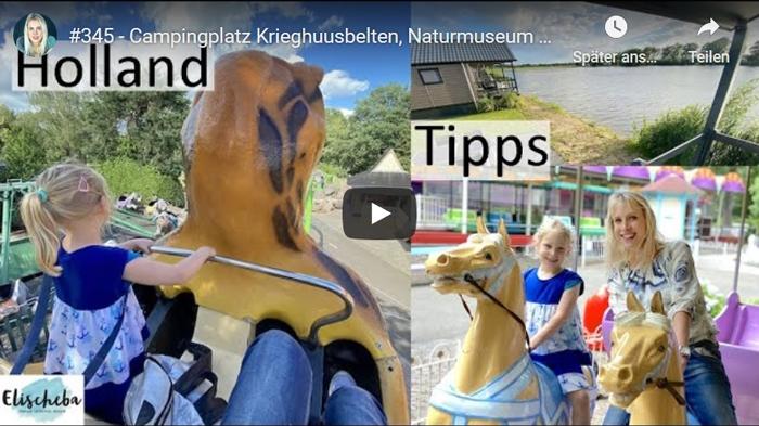ElischebaTV_345 Urlaubstipps für Familien - Holland