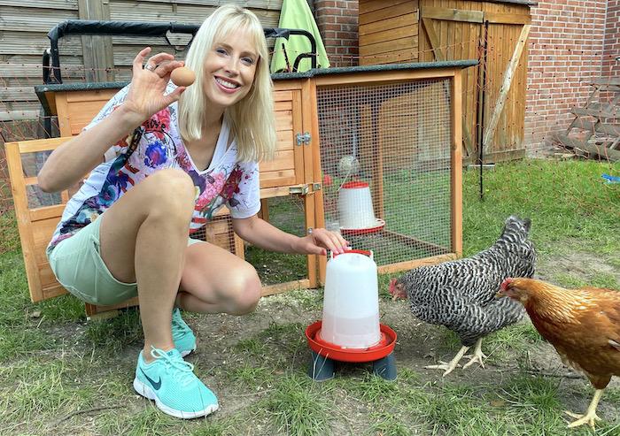 Elischeba Wilde - Erfahrungen mit Meet the Huhn