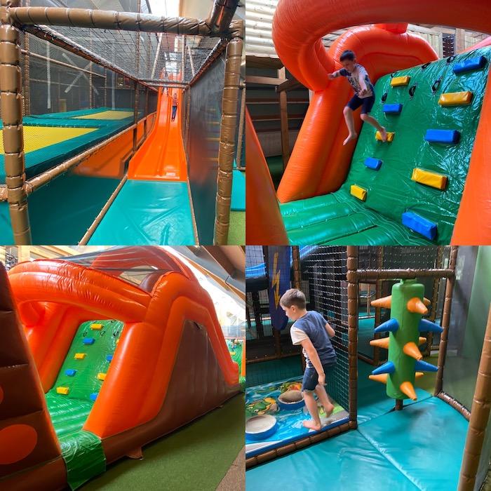 Indoor-Spielplatz in Raalte