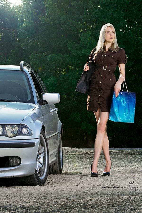 Elischeba Wilde - Shopping Queen