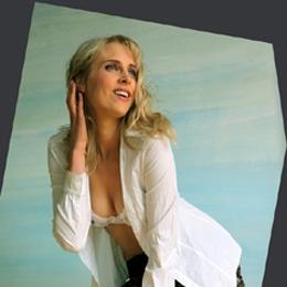 Elischeba Wilde - sexy kokett in Nylons