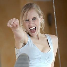 Elischeba Wilde - Fitnessmodel