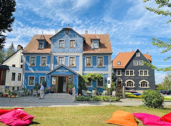 buntes Rothenburg ob der Tauber