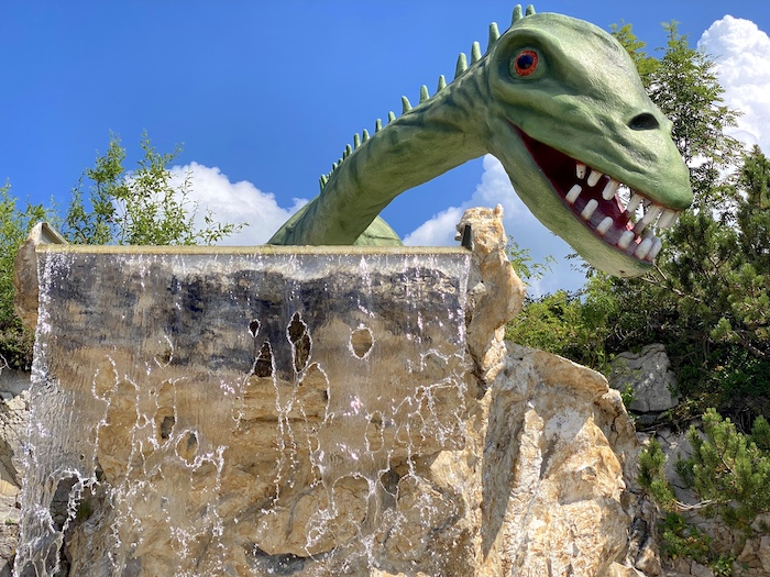Dinopark Triassic Park im Pillerseetal