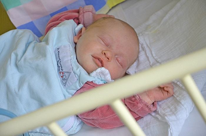 Babys erstes Jahr in Bildern – Entwicklung Schritt für Schritt