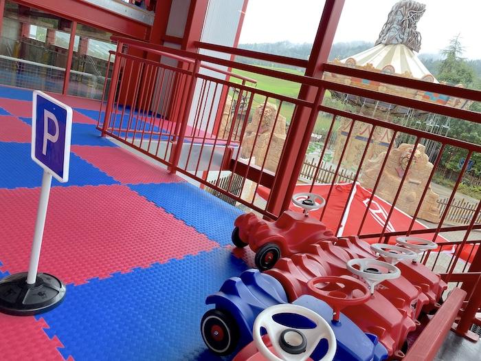 Indoorspielplatz Familienland Fieberbrunn