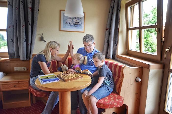 Familienzimmer Grosslehen - Family Wilde