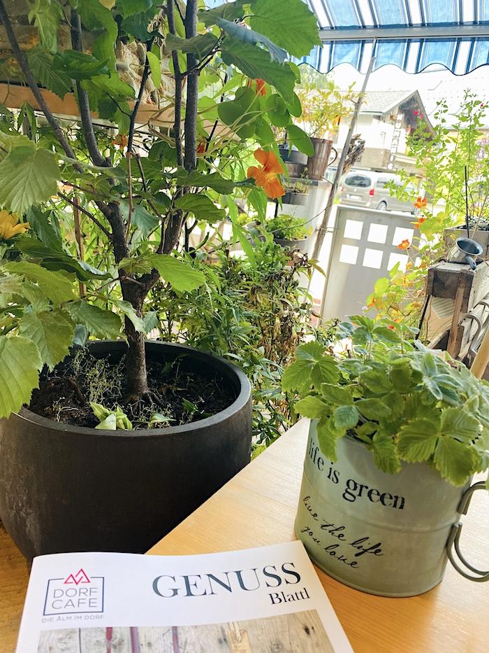 Genuss Blattl - Dorf Cafe
