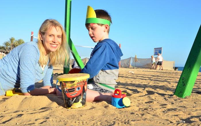 Mami Blogger - Elischeba und Leon auf Fuerteventura