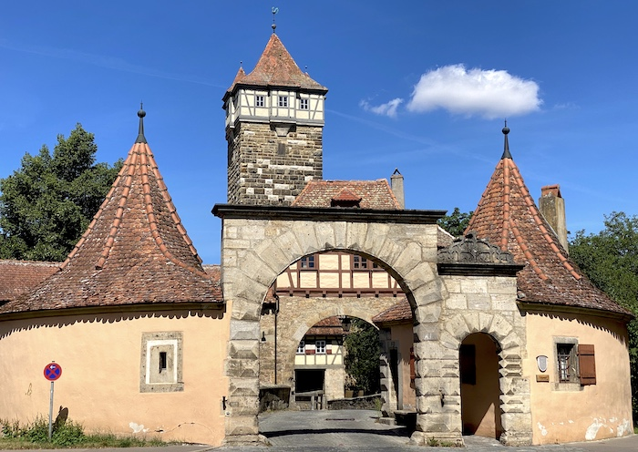 Urlaub in Rothenburg ob der Tauber