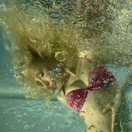 Elischeba Wilde - Unterwassermodel